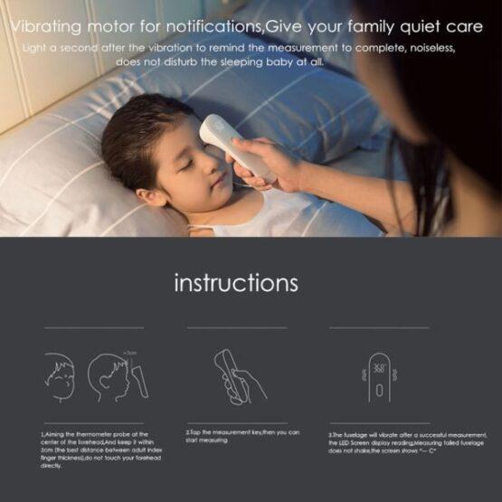 Xiaomi Mijia iHealth Kontaktlos Quick Test Thermometer
