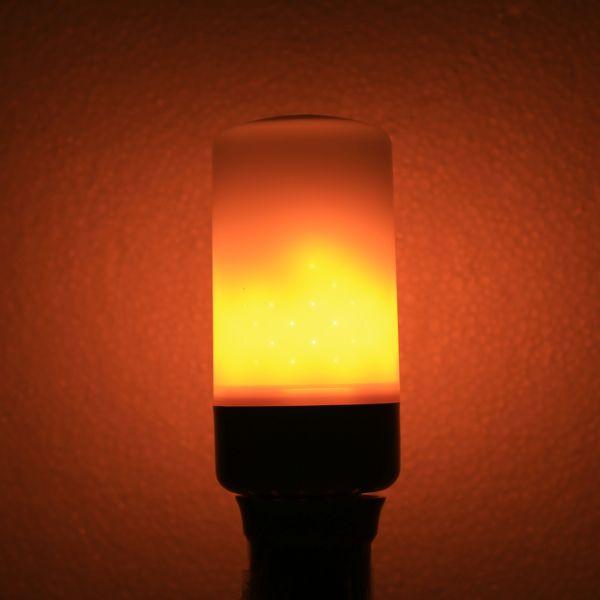 Flammen Simulation LED Flacker Licht E14