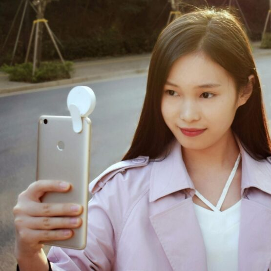 Beauty Light Selfie Clip 3 Levels